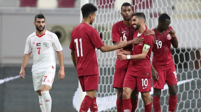 Soi kèo Qatar vs Iraq